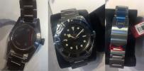 FS: BNIB Tudor Black Bay Bracelet 79220R Black Bezel