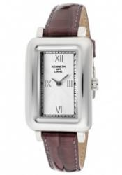 Kenneth Jay Lane 0902S-3PUR Women's White Textured Dial Purple Ge