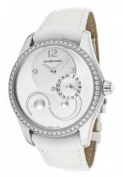 Jean Richard 64143D-11-A11A-AA7D Women's Bressel White Diamo