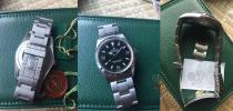 FS: Mint Rolex Explorer 1 36mm ref 114270 Box and Papers