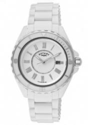 Rotary CATKILL7 Men's White Dial White Ceramic