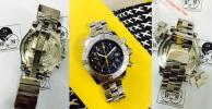 "FS: Mint Breitling  AVENGER ""Code Yellow"" Limited Editon 1000 pcs"