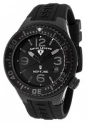 SWISS LEGEND 11044P-PHT-01 Neptune (44 mm) Black Dial B