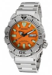 Seiko SKX781K Men's Automatic diver's  steel watch  Sta