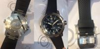 FS: BNIB IWC Jacques Yves Cousteau IW329005