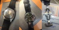 FS: Mint PANERAI PAM104 Luminor 44mm Automatic date