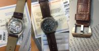 FS: Mint PANERAI PAM177 O Series 44mm Titanium