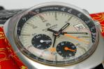 FS:  Didn't get any good Father's Day gifts?  Treat yourself - Funky 70s Bucherer Chrono, LEMANIA centralized minutes