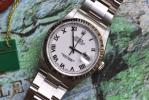 FS: Near mint Rolex Datejust 16234 White Roman.