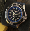FSOT: Breitling SuperOcean 42 Abyss A17364 : $1795
