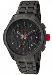 Red Line 50028VD-BB-11 Men's Starter Chronograph Black Textured D