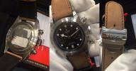 FS: BNIB TUDOR Heritage Black Bay Automatic Men's Chronograph Steel 79350