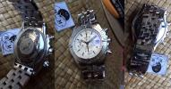 FS: Mint Breitling Chronomat A13356 Chronograph 44mm Box & Papers