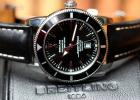 BREITLING SuperOcean Heritage 46 NEAR-MINT B&P $2395