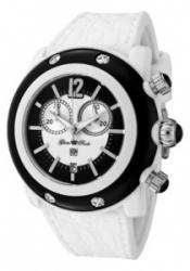 Glam Rock GRD25106 Women's Miami Beach Chronograph White Silicon