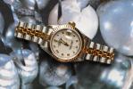 FS: Rolex 69173 18k/SS Datejust Arabic dial.