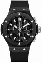 Hublot Big Bang Ceramic Black Magic Mens Wristwatch Mod