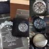 Sinn 142BS PVD Automatic Chronograph Lemania 5100 43mm