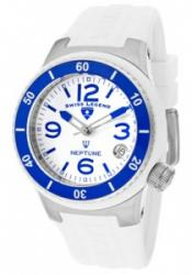 SWISS LEGEND 11840P-02-BLBS Women's Neptune (40 mm) Whi