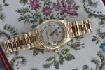 FS: Rolex Ladies President 6917 Champagne Roman