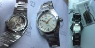 FS: Mint IWC Ingeniuer IW322801 White dial gold index box and papers