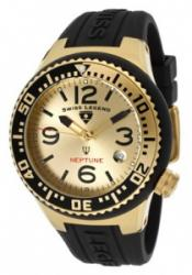 SWISS LEGEND 11044P-YG-010-GDB Neptune (44 mm) Gol