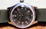 "WWII Vintage Cyma WWW ""Dirty Dozen"" British Military $1295"