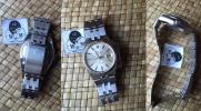 FS: Excellent Rolex Datejust 17014 Quartz movement Steel