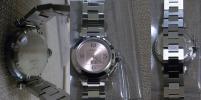 FS: Excellent Cartier 2475/121632PB , Pink Dial Big Date