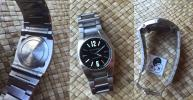 FS: Excellent Bvlgari EG40S Ergon 40mm Steel