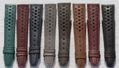 FS: 2-day sale $75 for any size green vintage leather rally band