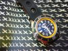 Breitling Yellow SuperOcean Abyss on Ocean Racer..Complete plus Bonus