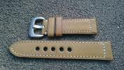 Watche's brand new leather Straps 24 & 22mm