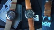 FS: Mint PANERAI PAM183 Black Seal K Series Box & Papers
